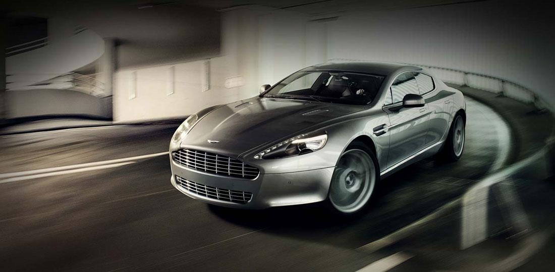 Aston Martin 4DR Rapride
