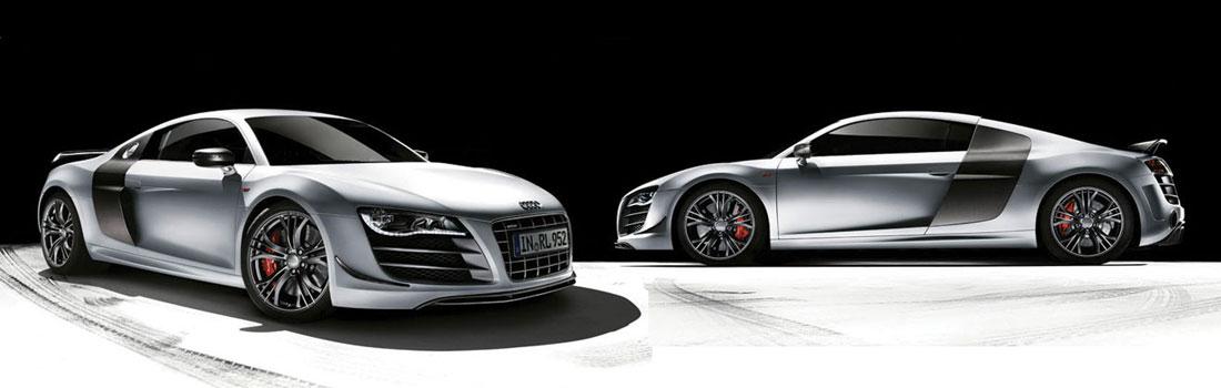 2013 Audi R8 GT