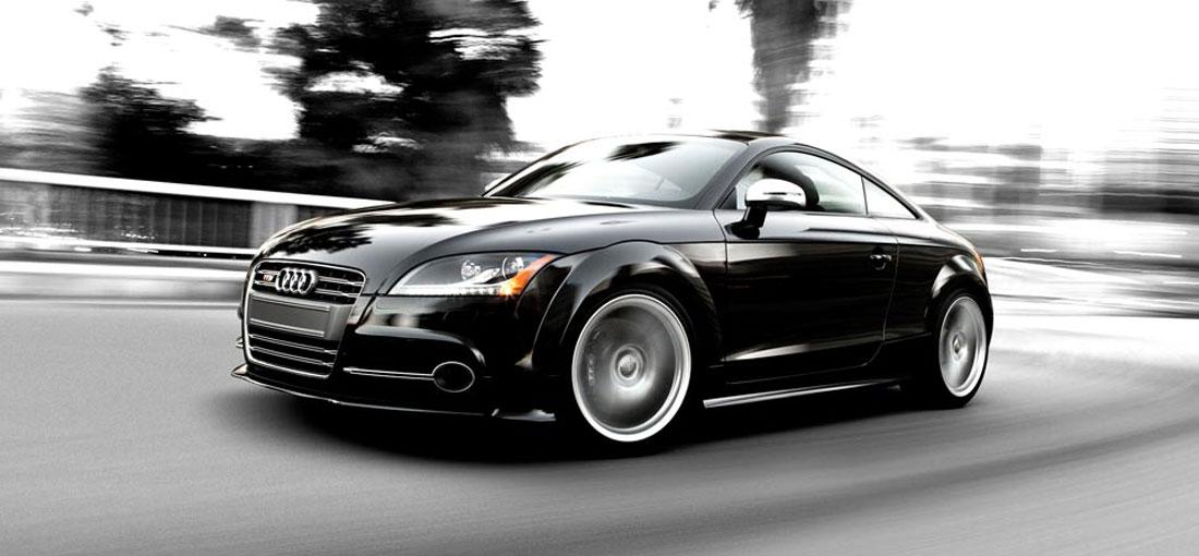 2013 Audi TTS Coupe