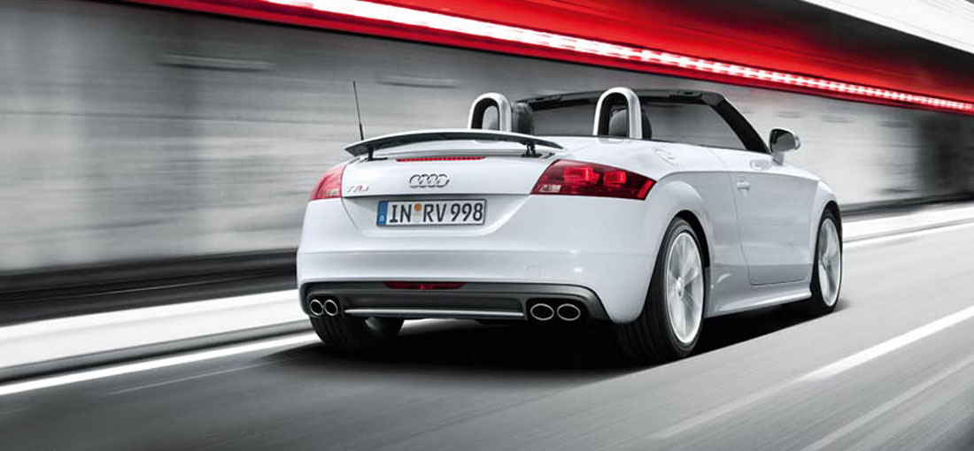 2013 Audi TTS Roadster