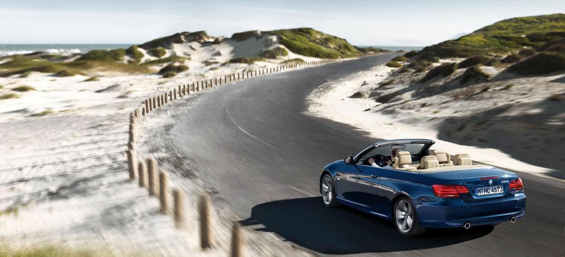 2013 BMW 3 Series Cabrio