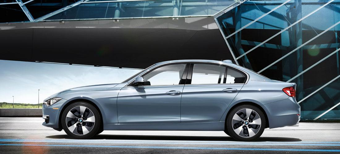2013 BMW 3 Series Hybrid