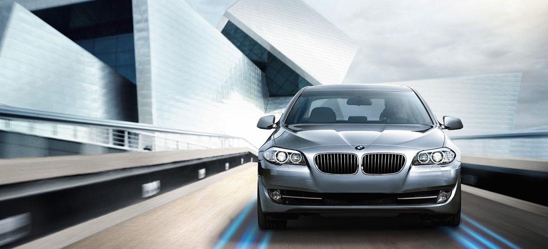 2013 BMW 5 Series Hybrid