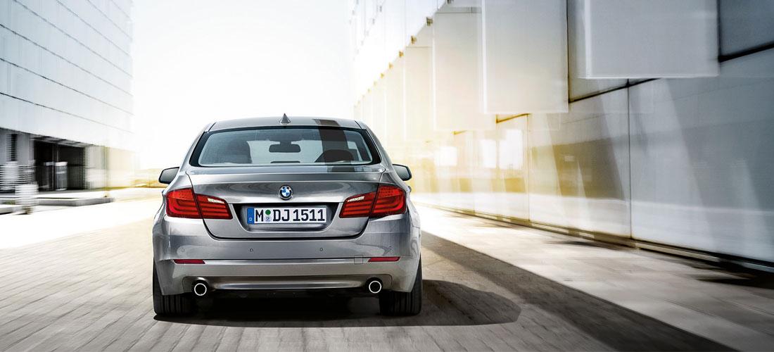 2013 BMW 5 Series Sedan