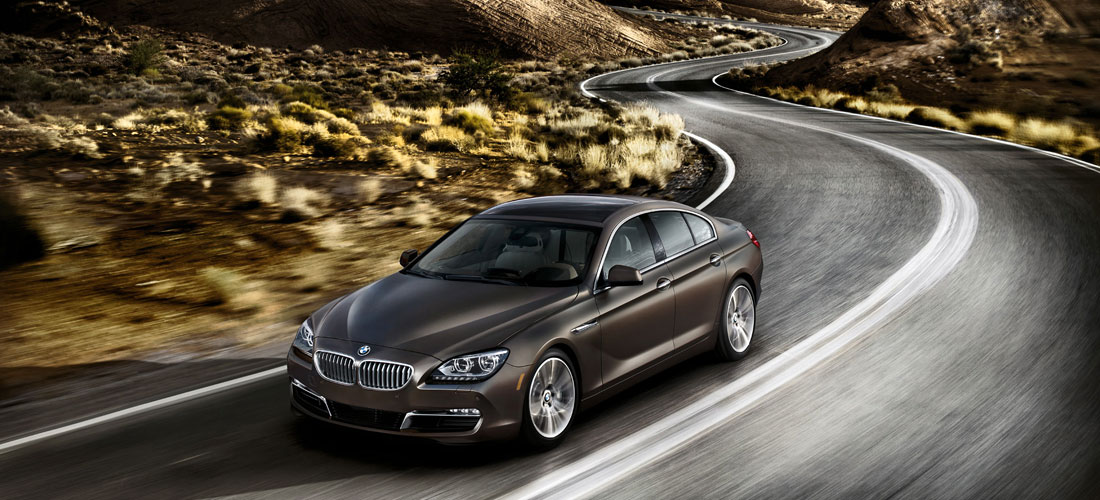 2013 BMW 6 Series GranCoupe