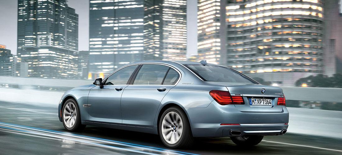 2013 BMW 7 Series Hybrid