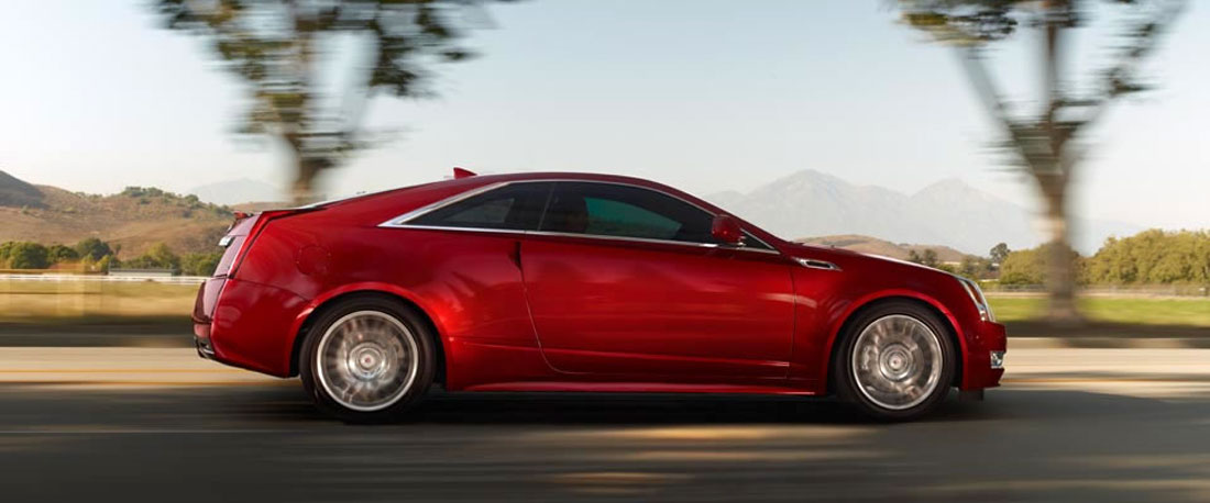 2013 Cadillac CTS Coupe
