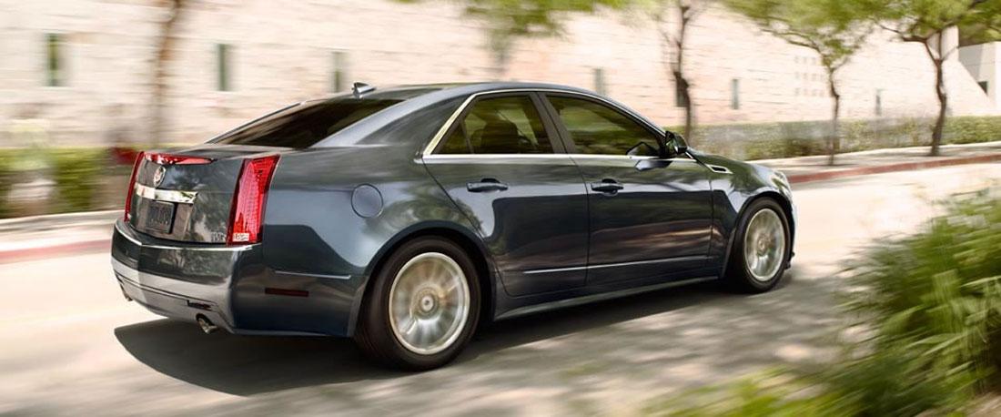2013 Cadillac CTS Sport Sedan