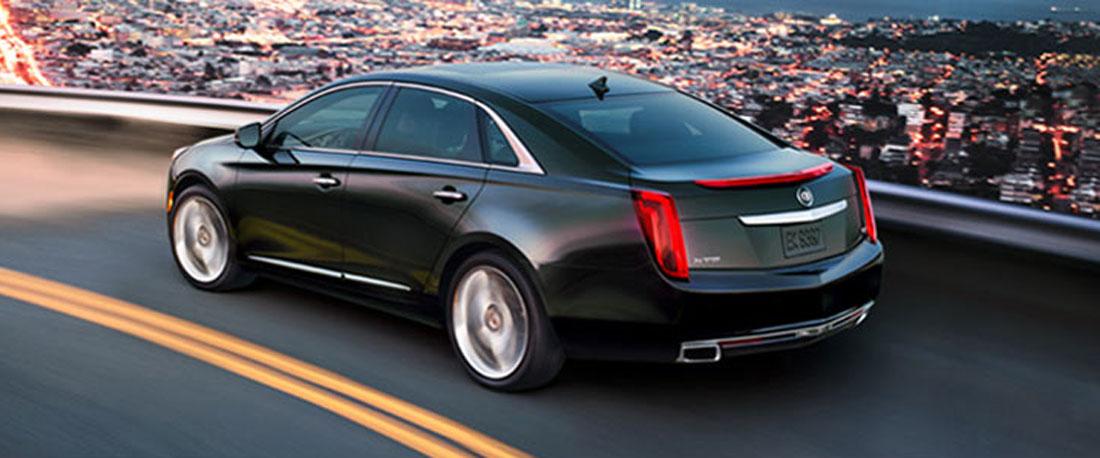 2013 Cadillac XTS Sedan