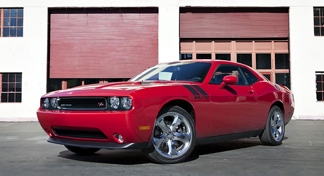 2013 Dodge Challenger RT