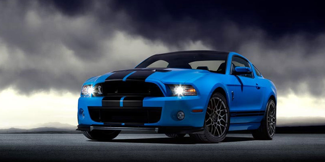 2014 Ford Mustang Shelby Cobra