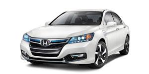 Honda Accord Plug-In Sedan