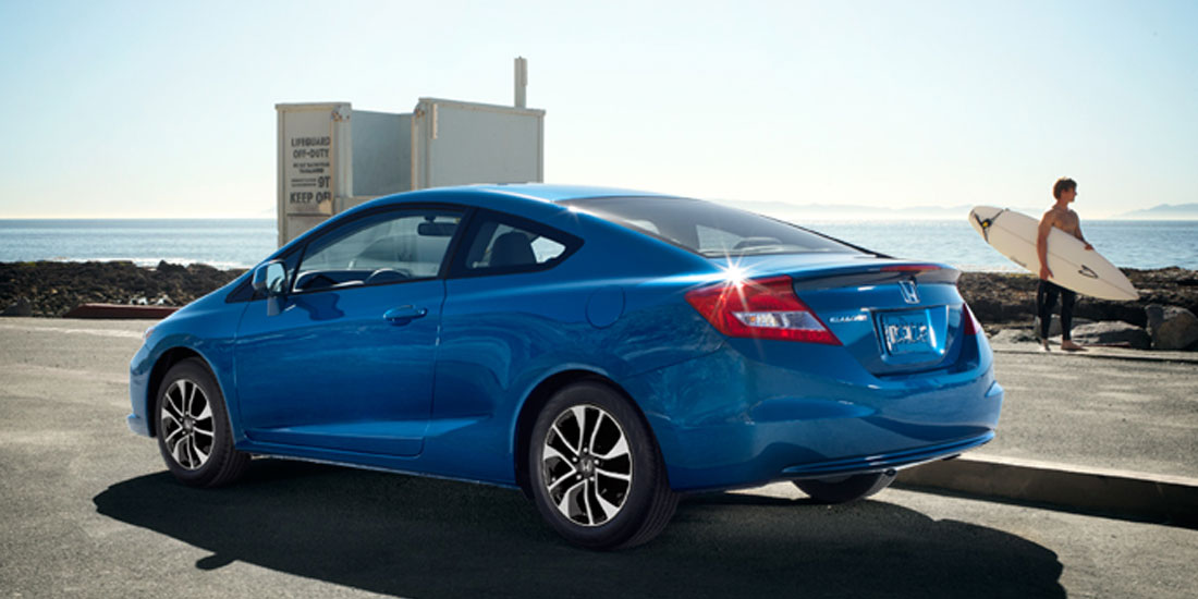 2013 Civic Coupe