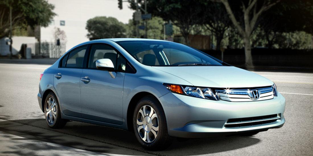 Civic Hybrid Sedan