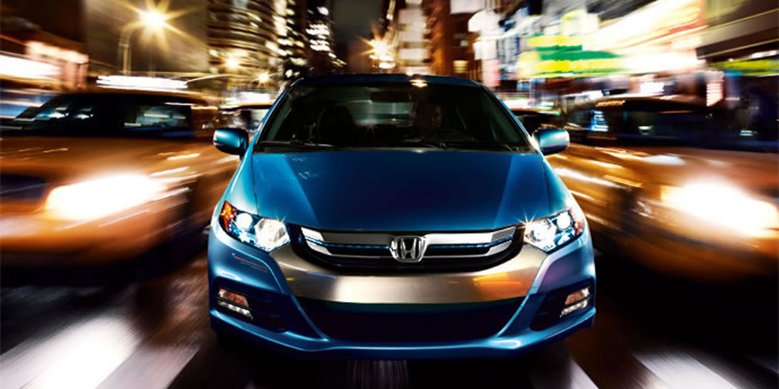 Honda Insight Hybrid