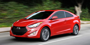 Hyundai Elantra SE Coupe