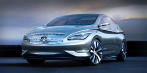 Infiniti LE Zero Emission Vehicle