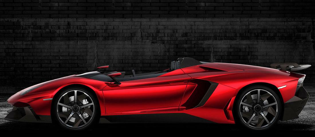 2013 Lamborghini Aventador J
