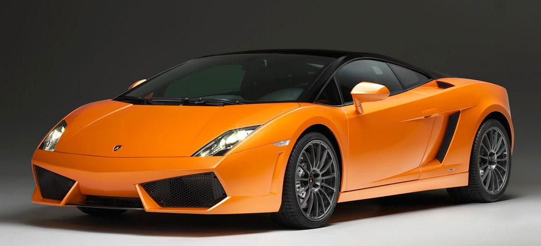 2013 Lamborghini Gallardo LP550-2 Bicolore