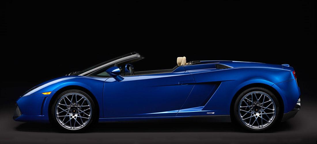 2013 Lamborghini Gallardo LP550-2 Spyder