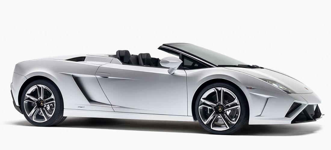 2013 Lamborghini Gallardo LP560-4 Spyder