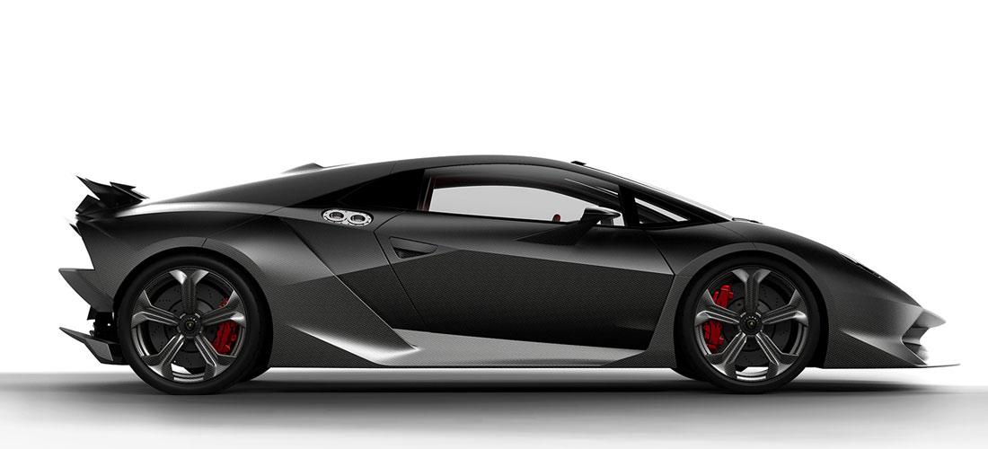 2013 Lamborghini Sesto Elemento