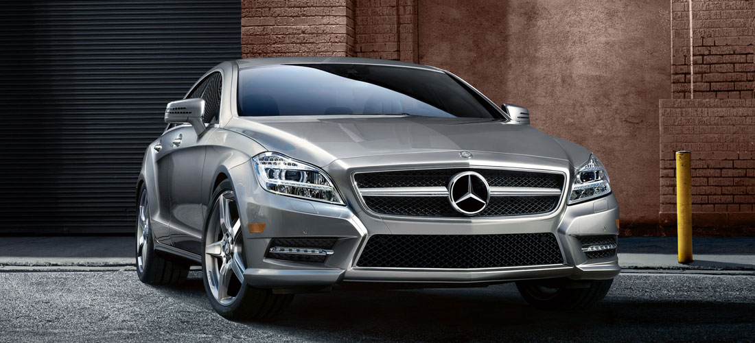 2013 Mercedes Benz CLS Class CLS550 Coupe