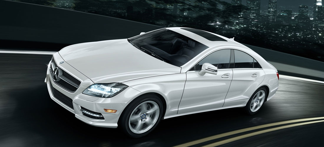 2013 Mercedes Benz CLS Class CLS550 Coupe
