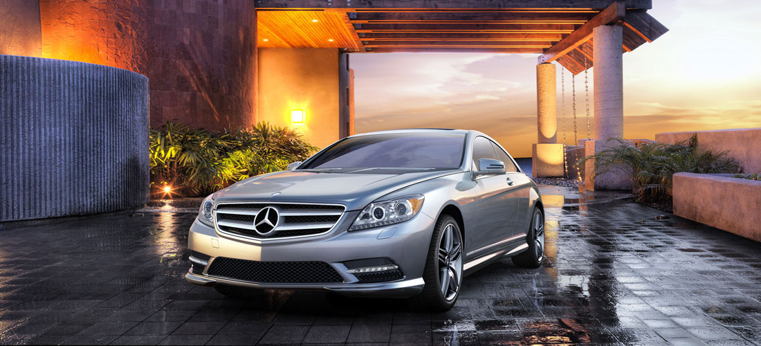 2013 Mercedes Benz CL Class Coupe