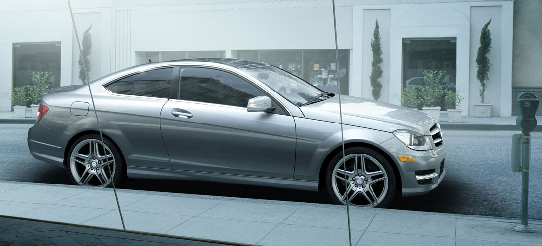 2013 Mercedes Benz C Class Coupe