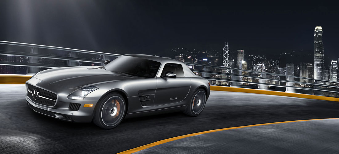 2013 Mercedes Benz SLS AMG GT Coupe