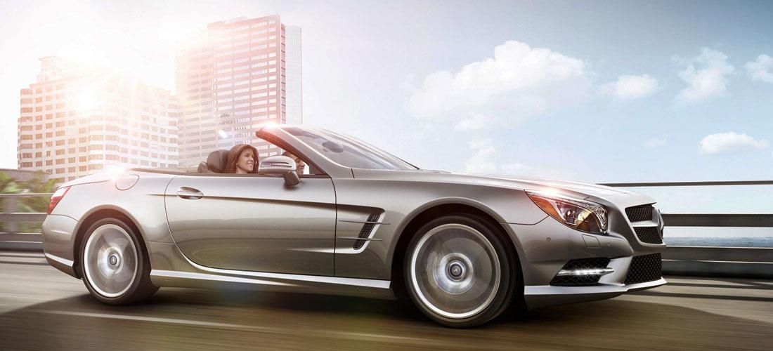 2013 Mercedes Benz SL Class Roadster