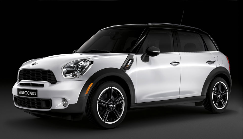 2013 Mini S Countryman