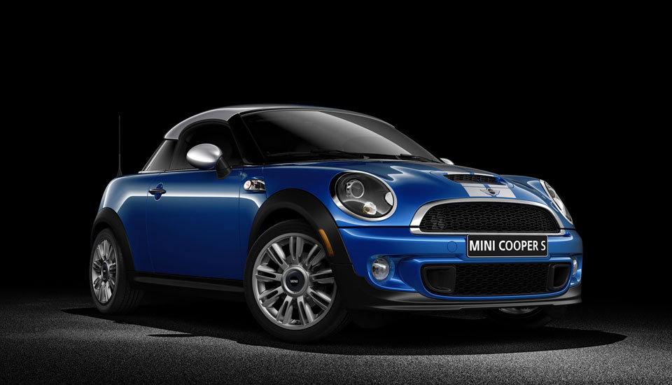2013 Mini S Coupe