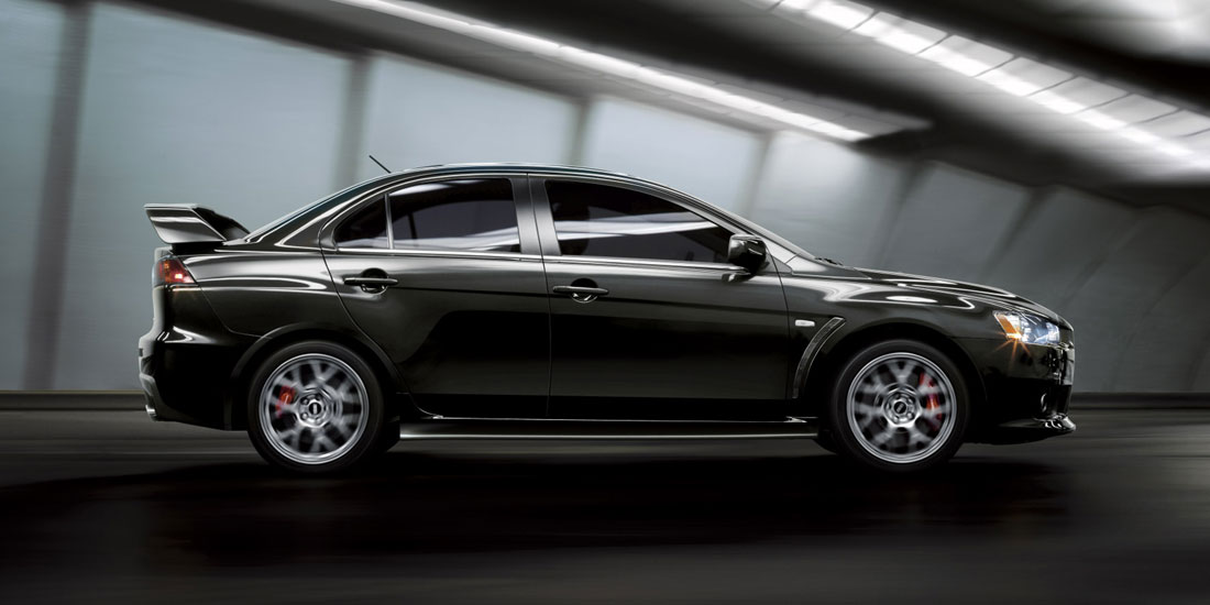 2013 Lancer Evolution MR
