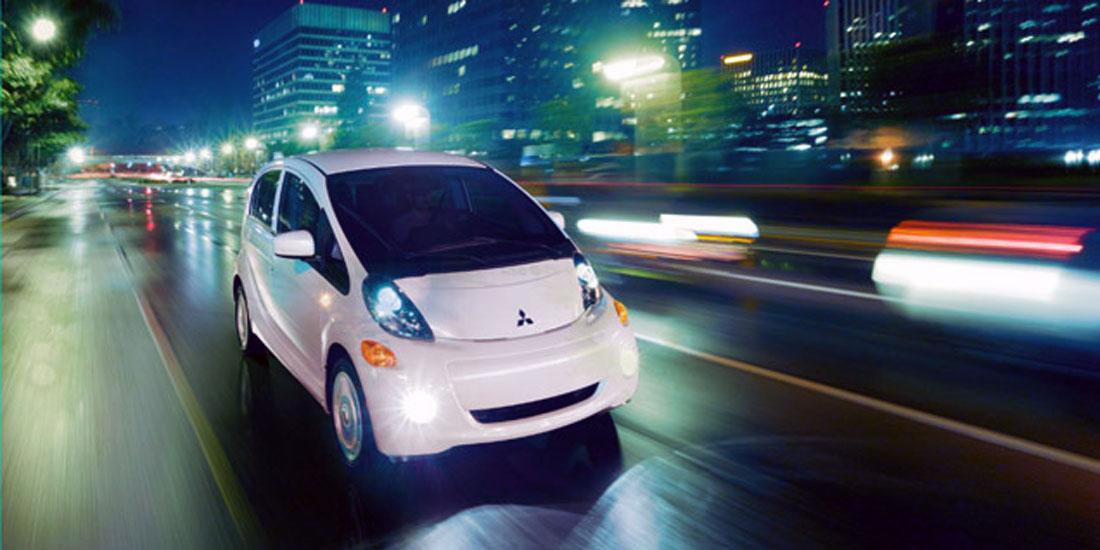 2013 Mitsubishi iMiEV Electric