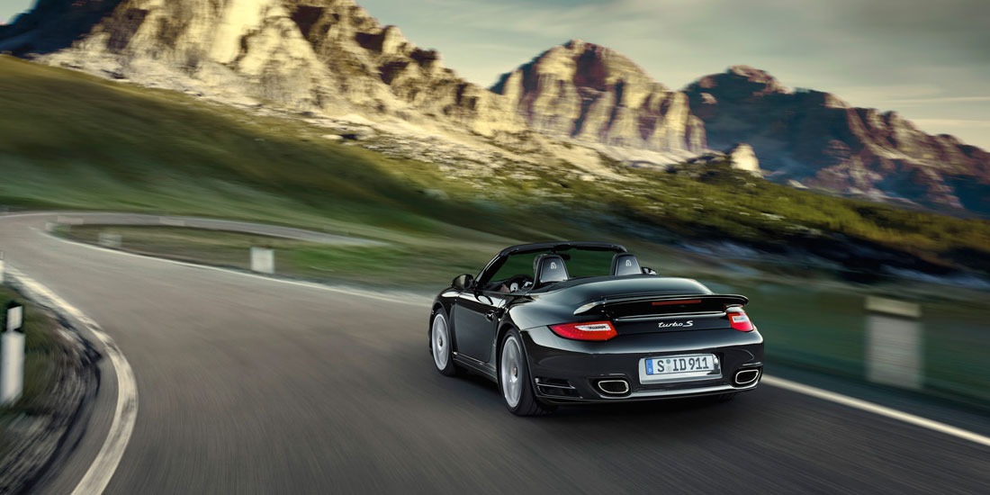 2013 Porsche 911 Turbo Cabriolet S