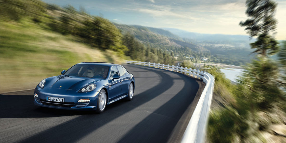 2013 Porsche Panamera 4S