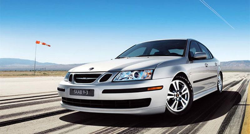 Saab 9-3 Sports Sedan