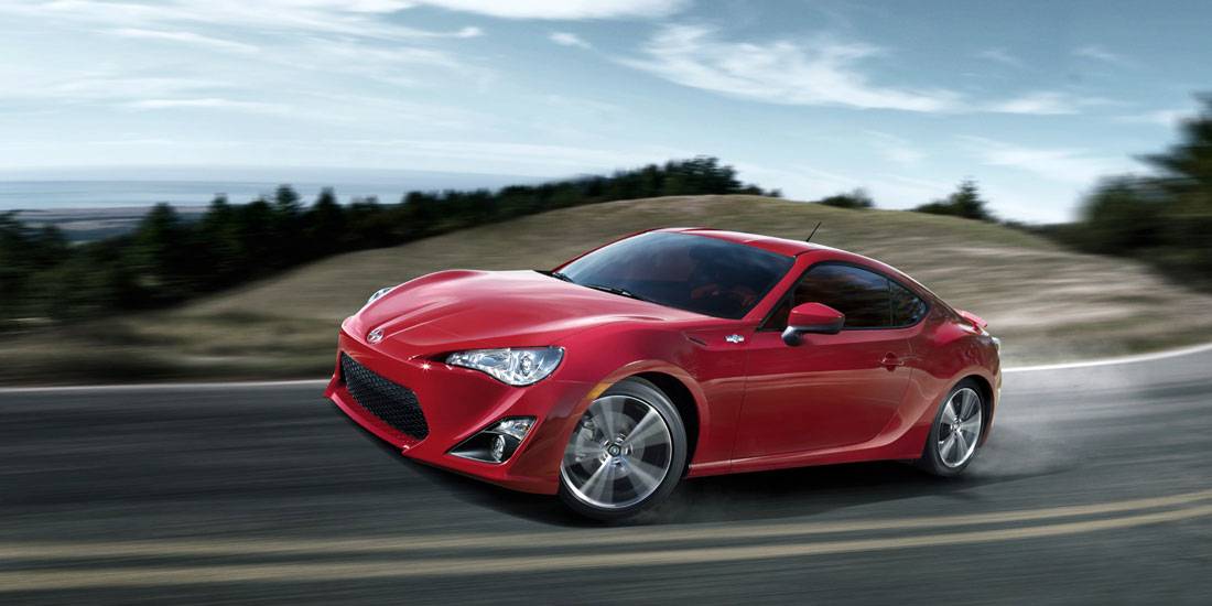 2014 - 2013 SCION CARS SCION FR-S SCION tC SCION iQ SCION