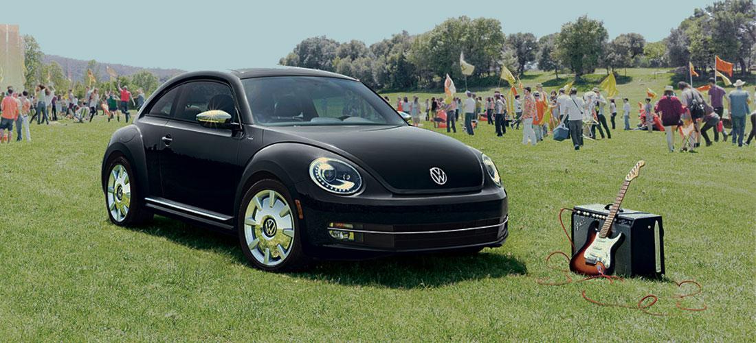 2013 Volkswagen Beetle Fender